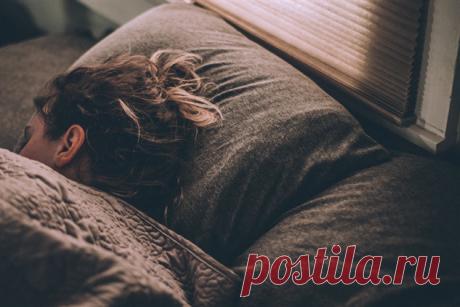 5 способов побороть бессонницу и уснуть легко и быстро | Краше Всех