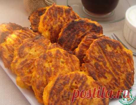 Морковные сырники – кулинарный рецепт