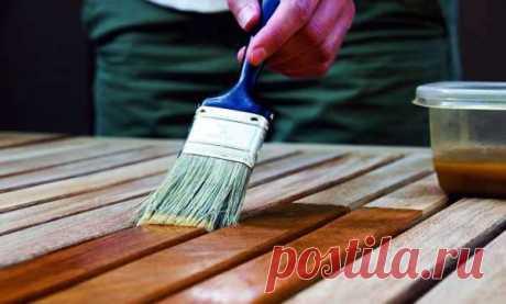 Какая пропитка увеличит срок службы древесины