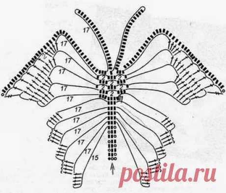 Объемные бабочки связать: 10 тыс изображений найдено в Яндекс.Картинках