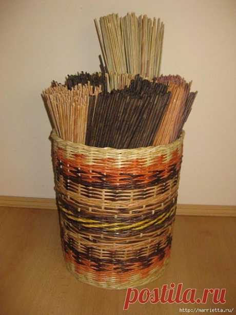 quote of Angela32: How to twist and paint tubules from newspapers (18:56 20-02-2014) [3960810\/314065199] - latina_nad@mail.ru - the Mail.Ru Mail