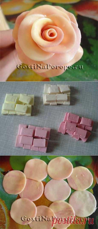 """Украшения для десерта из жевательных конфет """"Мамба"""""""