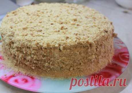 (19) Торт Именинный (Медовик) - пошаговый рецепт с фото. Автор рецепта Иоланта🌳 . - Cookpad