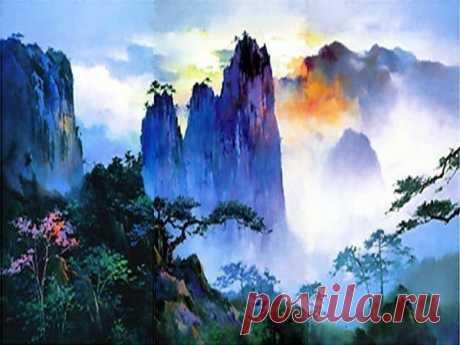 Красивые пейзажи Hong Leung