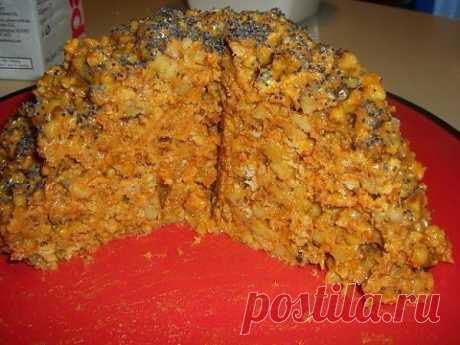Торт муравейник из печенья - Простые рецепты Овкусе.ру