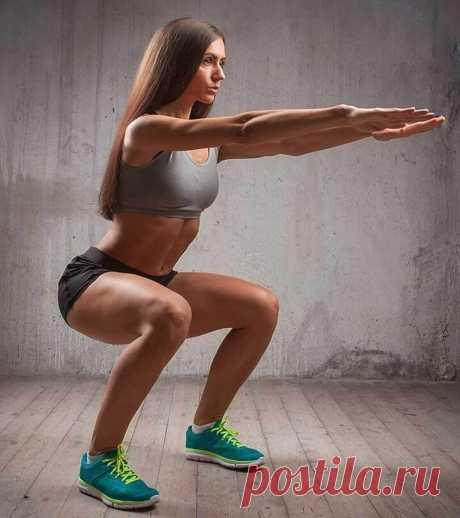 Простое упражнение, которое запускает процесс омоложения организма и
