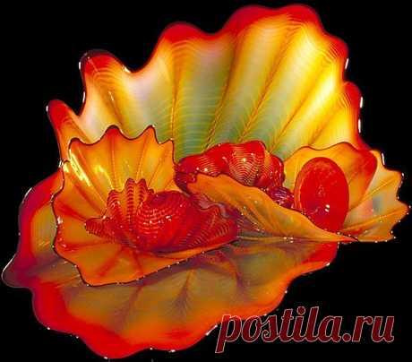 Блоги@Mail.Ru: Волшебное стекло Дейла Чихули