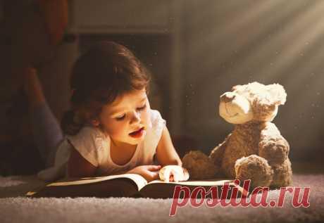 Как мотивировать ребенка больше читать