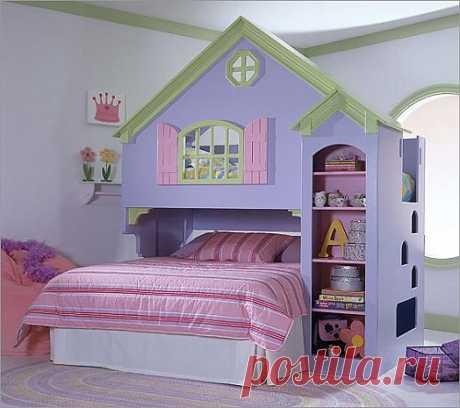 Детская комната - Фотоальбомы - Комфорт и уют