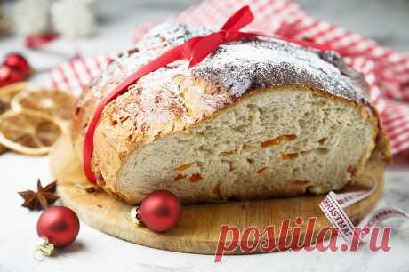 Ульмский хлеб (Ulmer Brot) к Сочельнику. - Home is in the kitchen
