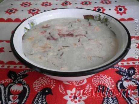 Холодец из свиной ножки и куриного окорочка / Рецепты с фото