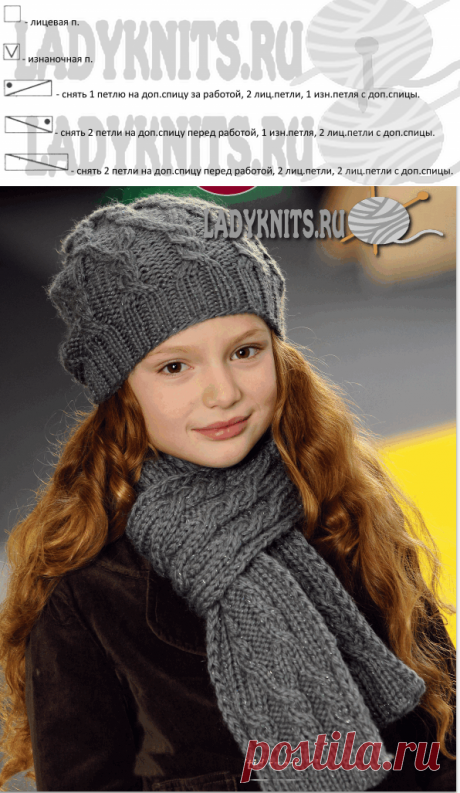 Поиск на Постиле: красивые шапки спицами
