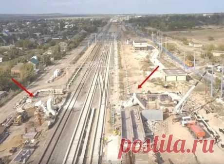 Деньги на ветер? Во сколько обойдутся некачественные работы на станции Багерово в Крыму?: nordstrim — LiveJournal