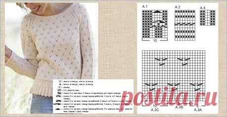Легкие ажурные кофточки - 20 моделей с подборкой схем - вязание спицами | МНЕ ИНТЕРЕСНО | Яндекс Дзен