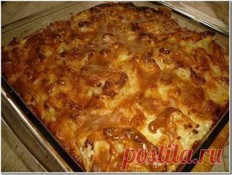 Как быстро сделать ленивый капустный пирог