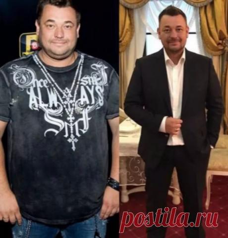 Как Сергей Жуков похудел на 20 кг за 3 месяца