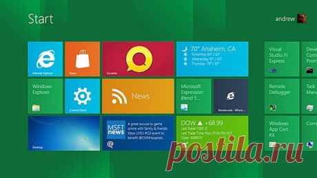 Windows 8 вернуть кнопку пуск | Настройка программ