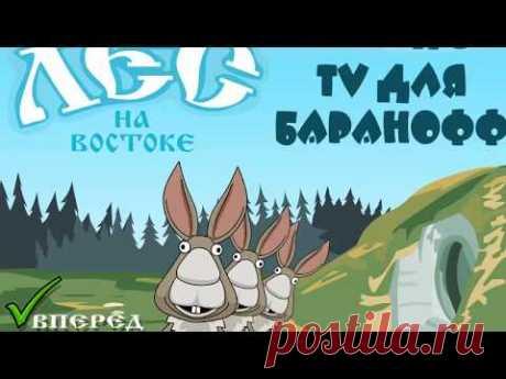 Лес на востоке. ТВ для баранофф