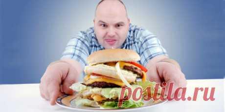 Нехорошие вкусности или вред переедания   На всякий случай
