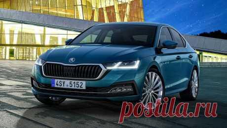 Новая Octavia цена в России | AUTOSPAWN
