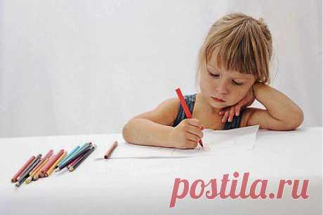 (+1) тема - Как расшифровать детский рисунок | О наших детях