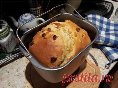 Пасха в хлебопечке - рецепт с фото / Простые рецепты