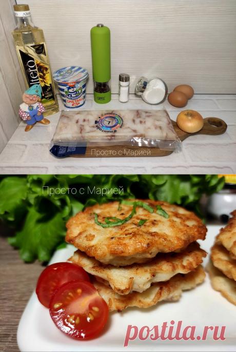 Сочные котлетки из минтая без мясорубки: и на обед, и на бутерброд | Рекомендательная система Пульс Mail.ru