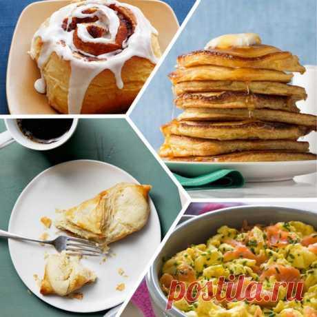Лучшие рецепты для завтрака