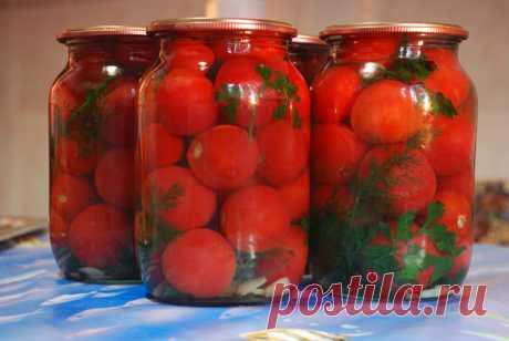 10 рецептов из помидоров на зиму » Женский Мир