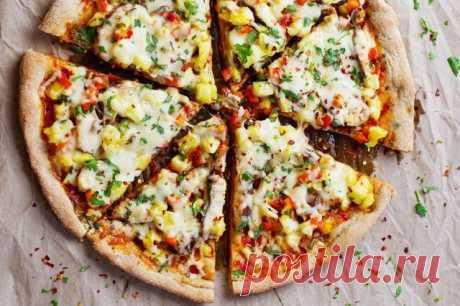 Как приготовить полезную пиццу: ТОП-10 советов — Полезные советы