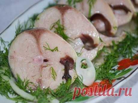 Скумбрия со вкусом красной рыбы - рецепт