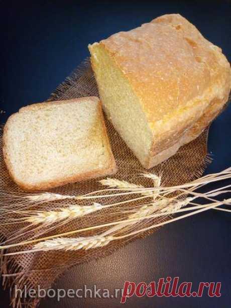 Пшеничный хлеб с содой в хлебопечке Panasonic SD-2510 https://hlebopechka.ru/index.php?option=com_smf&t..