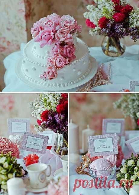 ¡Quiero la boda de peonías!