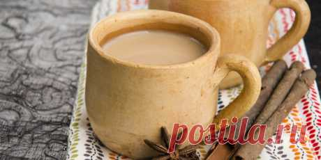(+1) Масала чай : Напитки : Кулинария : Subscribe.Ru