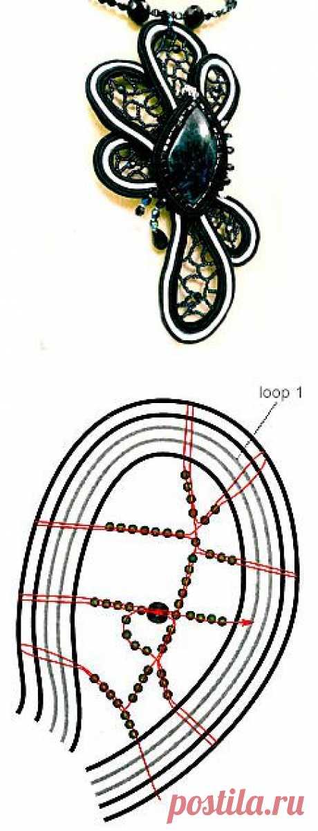 Pendant with Labradorite | Laboratory household