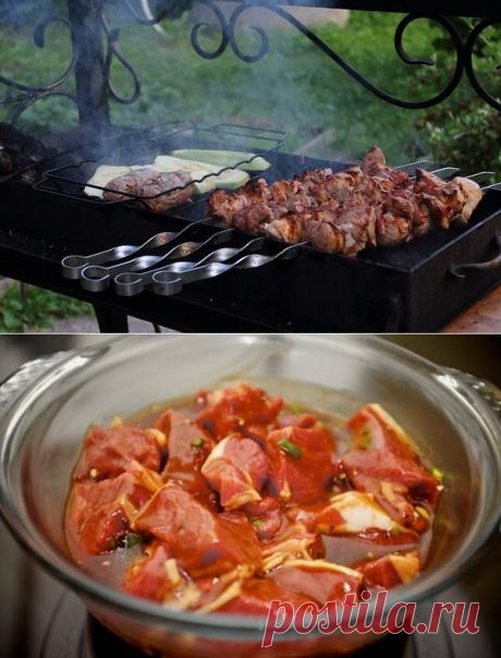 Маринуем мясо в вине.Всегда сочный и вкусный шашлык | Я готовлю ТАК! Рецепты | Яндекс Дзен