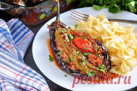 Турецкая кухня: Карныярык («распоротый живот»)/ Karnıyarık - Вкусная пауза — LiveJournal