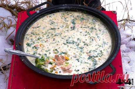 Изысканная кулинария путешественника. Финский молочно-рыбный суп лохикейтто — Журнал «4х4 Club»