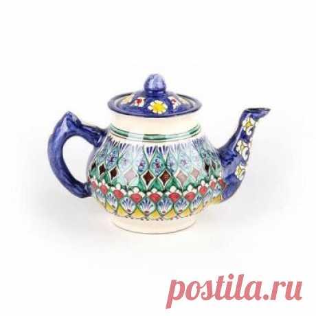 Узбекский чайник - купить недорогая цена в Минске   IQ-Trend