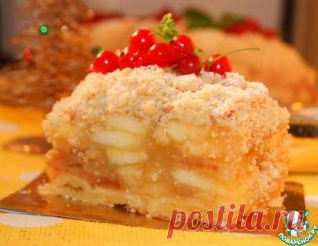 Венский яблочный пирог по рецепту К. Шумахера – кулинарный рецепт