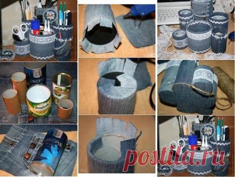 Органайзеры для дома из подручных материалов. | 38 рукоделок | Яндекс Дзен
