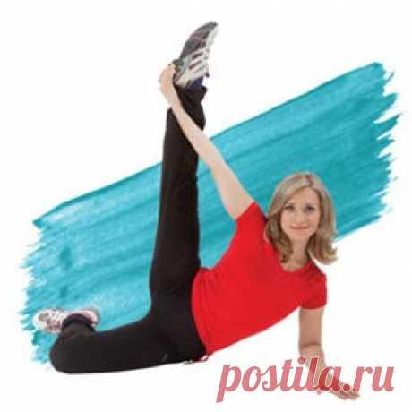 Oxycise: Марина Корпан. Дыхательная гимнастика для похудения