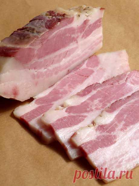 Бекон домашний / Fresh bacon - Кулинарно-кулуарный познавательно-развлекательный журналЪ — LiveJournal