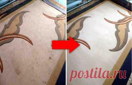 Как быстро и эффективно почистить ковер    Если вы любите застилать полы в доме коврами,ковровыми покрытиями или паласами, и ходить по мягким, пушистым, а главное, чистым полам — то этот способ для вас. Особенно он заинтересуетлюдей, кот…
