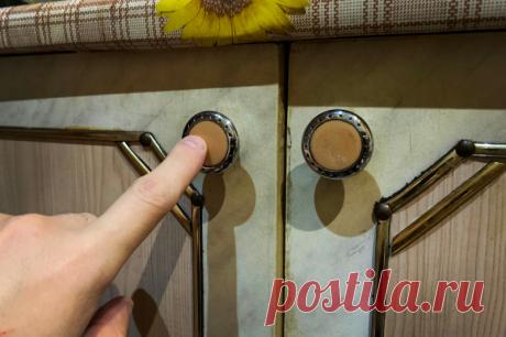 Простое решение проблемы неплотно закрывающихся шкафчиков   Роскошь и уют