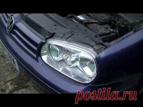 Замена ламп в автомобиле: Не все так просто