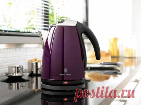 Как отмыть чайник до блеска за 10 минут   Luxury House   Пульс Mail.ru Чайник является важным предметов на любой кухне. И от того, насколько он чист внутри и снаружи зависит качество вкуса воды и общего впечатления о...