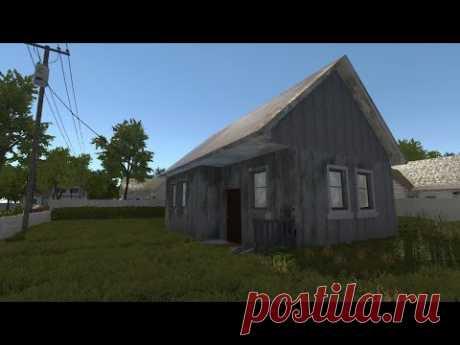 HOUSE FLIPPER - Ремонтируем сгоревший дом - СТРИМ #7