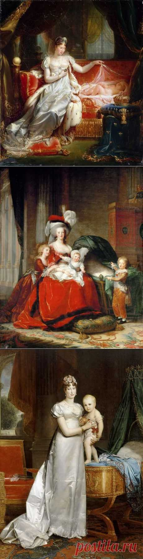 Museum of the Palace of Versailles   Family and children's portraits   Art