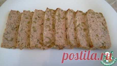 Рыбный батон Очень вкусное блюдо. Идеально подходит и в качестве нарезки на праздничный стол, и в качестве дополнения к бутербродам. Готовится достаточно быстро и просто. Попробуйте обязательно! Источник: https://www.povarenok.ru/recipes/show/155011